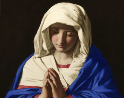 A Simple Breathing Exercise for Becoming More Like Mary with Our Eyes Fixed on God