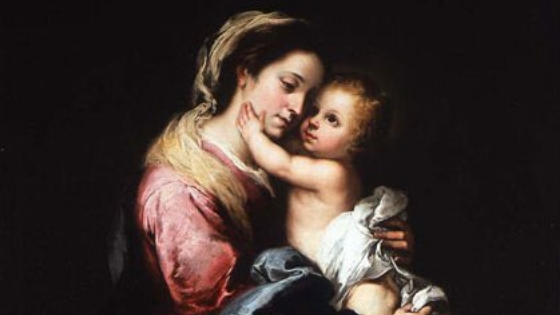 A Testimony of Encountering Mary's Motherly Love in Eucharistic Adoration