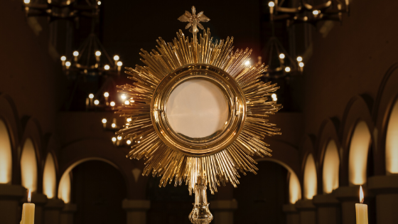 How Eucharistic Adoration Taught Me About Freedom from Pornography