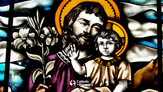 How Saint Joseph Is Healing My Father Wound